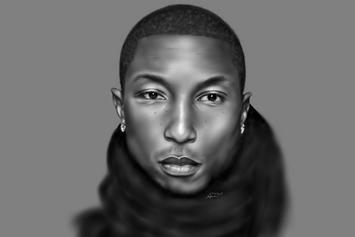 Pharrell Says He Won't Be Rapping On New Solo Album [Update: He's Not Done Rapping, Though]