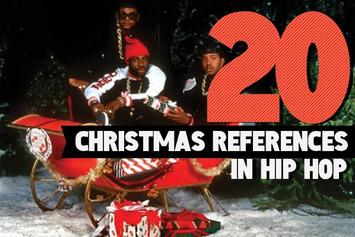 20 Christmas References In Hip-Hop