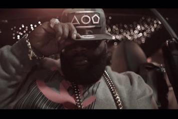"Rick Ross Feat. Young Breed ""My Hittas"" Video"