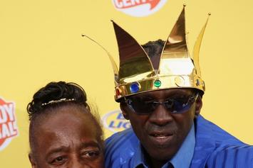 Flavor Flav Arrested In New York; Then Released To Attend Mother's Funeral