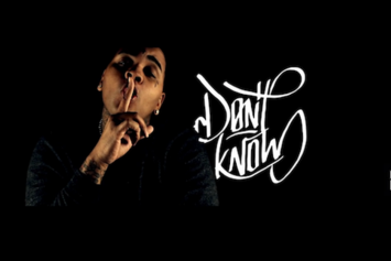 "Kevin Gates ""Don't Know"" Video"
