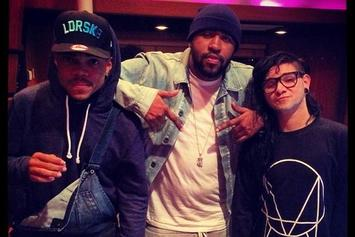 Skrillex Talks About Working With Chance The Rapper And Mike WiLL Made It