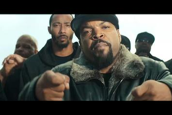 """Ice Cube """"Sic Them Youngins On 'Em"""" Video"""
