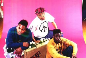 De La Soul Are Offering Their Entire Discography For Free Download Today