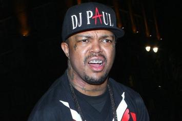 DJ Paul Says He's Bringing Out Lord Infamous' Casket On Da Mafia 6ix's Tour
