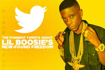The Funniest Tweets About Lil Boosie's New-Found Freedom