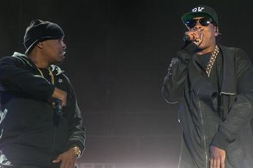 """Nas Brings Out Jay Z & Diddy, Performs """"Illmatic"""" At Coachella"""