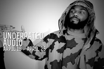 Underrated Audio: April 19-25