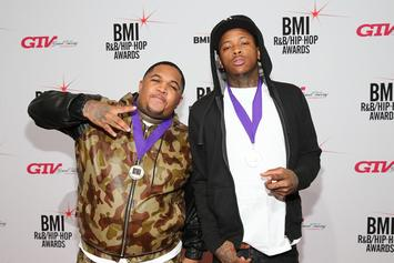 DJ Mustard & YG Dispel Rumors Of An Altercation With Mistah F.A.B. Last Night [Update: Footage Of Altercation Released]
