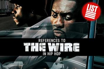 "10 References To ""The Wire"" In Hip-Hop"