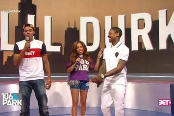 "Lil Durk On ""106 & Park"""