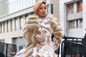 "Mary J. Blige Announces New Album ""The London Sessions"" [Update: Tracklist & Artwork Revealed]"