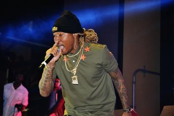 """Future Announces """"Monster"""" Mixtape With Release Date"""