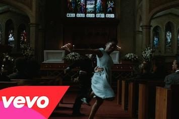 """Flying Lotus Feat. Kendrick Lamar """"Never Catch Me"""" Video"""