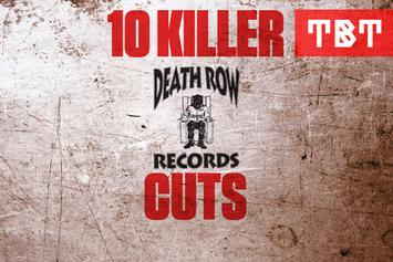 #TBT: 10 Killer Death Row Records Cuts