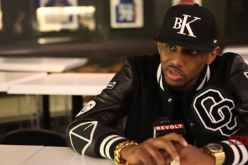 "Fabolous Talks About New Albums ""The Young O.G."" & ""Loso's Way 2"""