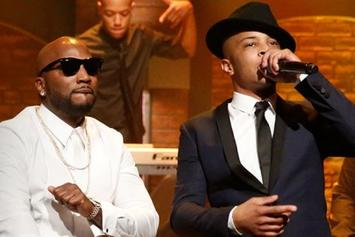 "T.I. & Jeezy Perform ""G Shit"" On Late Night With Seth Meyers"