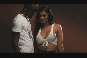 "Roscoe Dash ""Thr33sum"" Video"