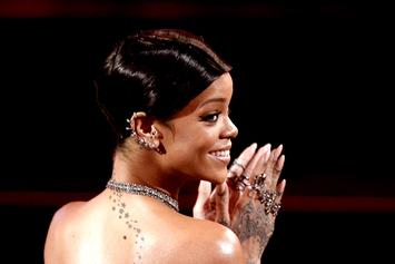 """Rihanna Says A New Album Is Coming """"Very Soon"""""""