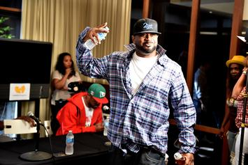 """Ghostface Killah Confirms """"DOOMStarks"""" Album With DOOM Will Be Out In 2015"""