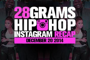 28 Grams: Hip-Hop Instagram Recap (Dec. 20)