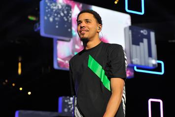 """J. Cole's """"2014 Forest Hills Drive"""" Reportedly Goes Gold"""