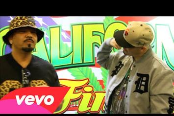 "Paul Wall Feat. Baby Bash & Scoop Deville ""Cherry Pie & OG Kush"" Video"