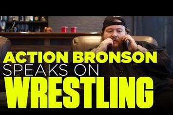 Action Bronson Lists His Favorite Wrestlers