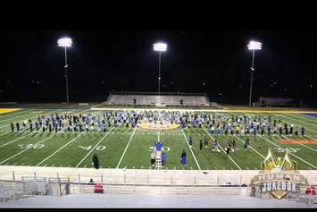 """Southern University Marching Band Plays J. Cole's """"Wet Dreamz"""""""