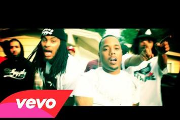 "YG Hootie Feat. Waka Flocka Flame ""Can't Check Me"" Video"
