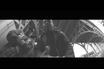 "U-God Feat. Jackpot Scotty Wotty, Gza  ""Heads Up"" Video"