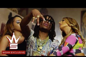 """Mally Mall Feat. Migos & Rayven Justice """"2 Piece"""" Video"""