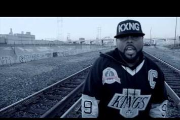 """Crooked I """"I Can't Breathe"""" Video"""