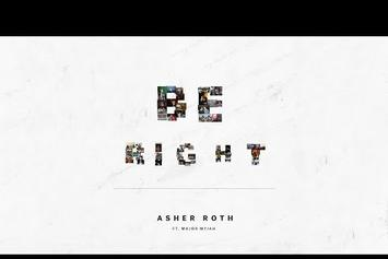 """Asher Roth Feat. Major Myjah """"Be Right"""" Video"""