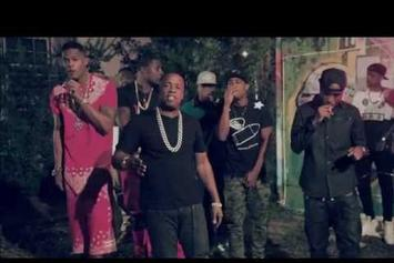 "Red Cafe Feat. Yo Gotti ""R.N.O."" Video"