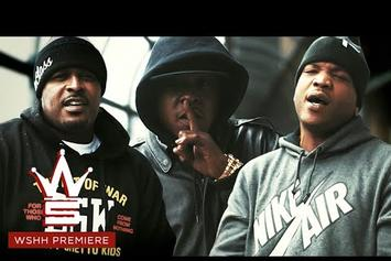 "The Lox Feat. Tyler Woods ""Horror"" Video"