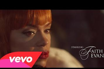 "Faith Evans ""Fragile"" Video"