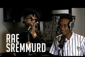 Rae Sremmurd On Hot 97