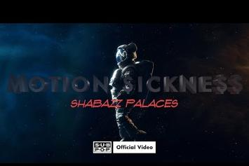 "Shabazz Palaces ""Motion Sickness"" Video"