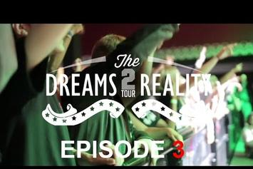 "Mark Battles ""Dreams 2 Reality"" Tour Vlog #3"