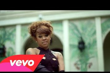 "Keyshia Cole ""Heat Of Passion"" Video"