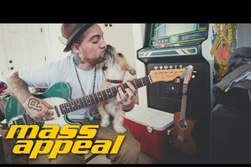 Mac Miller Partakes In Mass Appeal's Rhythm Roulette