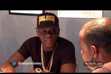 Lil Boosie Interview On Nitecap With Peter Bailey