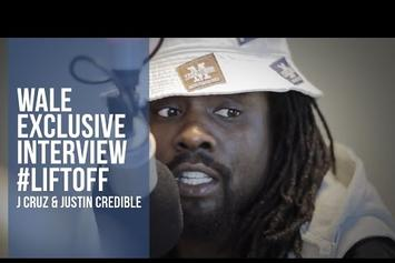 Wale Interview On Power 106