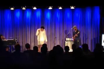 """Childish Gambino Performs """"Sober"""" Live At The Grammy Museum"""