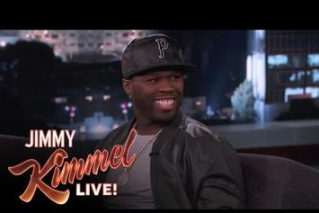 50 Cent On GMA, Talks Opening Pitch At Mets Game
