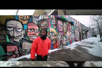 """Rome Fortune """"Four Flats"""" Video"""