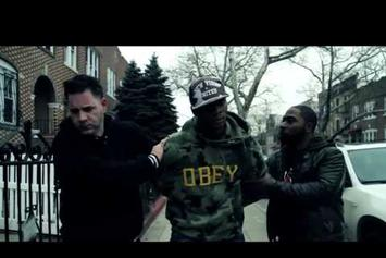 "Papoose Feat. Jadakiss, Jim Jones, & Ice T ""6 AM"" Video"