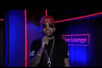 "Kid Ink ""Covers Snoop Dogg's ""Gin & Juice"" on BBC 1Xtra"" Video"