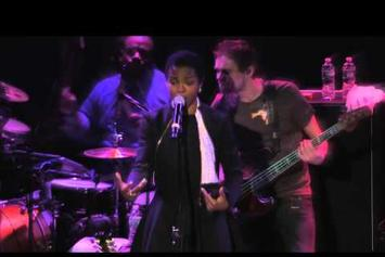 """Lauryn Hill Performs """"Final Hour"""" At Bowery Ballroom"""